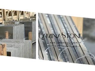 LAMINA STONE®-AHC PANEL Rustik Duvar & Zemin Lamına Stone Rustik