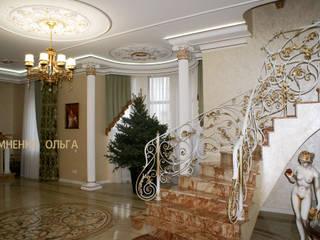 Выполненный Классический интерьер от Дизайнер Темненко Ольга Классический