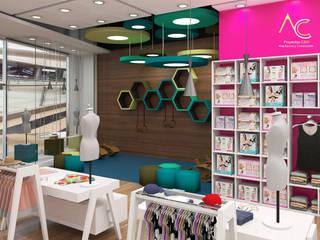 Tienda para niños de Proyectos C&H C.A Moderno