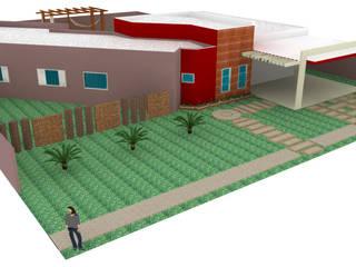 por AP Arquitetura Ecoeficiente Campestre