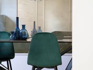 Casa PARIOLI Sala da pranzo moderna di Arabella Rocca Architettura e Design Moderno