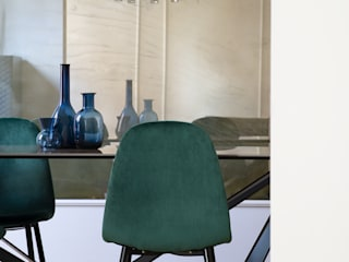 Arabella Rocca Architettura e Design Salle à manger moderne