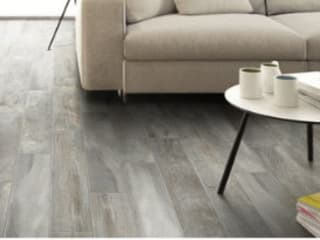 Living Room Floors:  Floors by BuildDirect