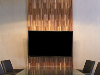 Modern walls & floors by DuChateaubc Modern