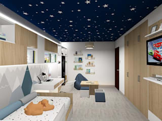 in stile  di Lucero Pardo M. - Diseñadora de Interiores