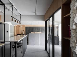 Office_ YU Design Lab 御見設計企業有限公司 書房/辦公室