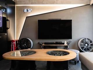 Salas de estilo moderno de NO5WorkRoom Moderno