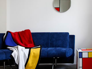 Salas de estilo  por Creativando Srl - vendita on line oggetti design e complementi d'arredo,