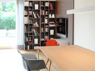 Comedores de estilo moderno de M.I.A. Müller. Innen. Architektur. Moderno