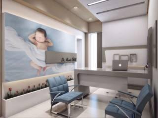 ANTE MİMARLIK  – Kıbrıs Kadın Doğum Klinik:  tarz Klinikler