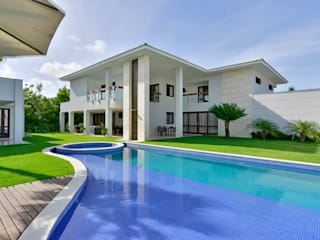 Piscinas de estilo moderno de Interart Arquitetura Moderno