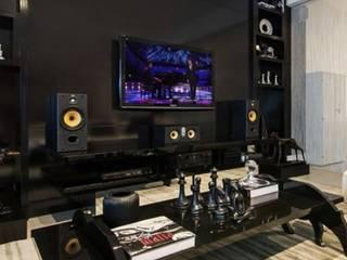 Гостиная в классическом стиле от KENP - soluções em áudio e vídeo Классический