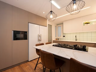 Modern kitchen by Sincro Modern