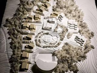천섬 리버힐 스타테르 마스터플랜: 위즈스케일디자인의 현대 ,모던