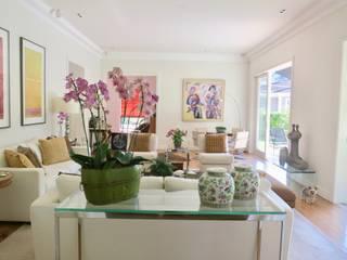 Vivi Simonsen design de interiores Living roomAccessories & decoration White