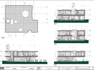 Arquitectura BIM de arquitektaria Clásico