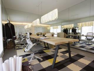 de Tumburus Lucas - Diseño y Arquitectura Interior Moderno