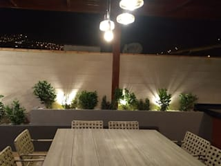 Terrazas de estilo  por Oniria Arquitectura ,