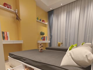 Nursery/kid's room by 50GR Mimarlık
