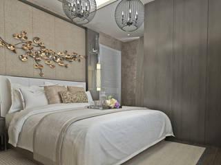 Chambre de style  par 50GR Mimarlık