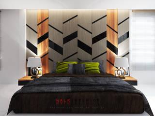 bed02019:  ตกแต่งภายใน by interir design work