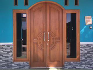 ud.CMTO Front doors Wood