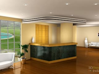3D Architectural Rendering & 3D Interior Rendering:   by 3D Rendering India.net