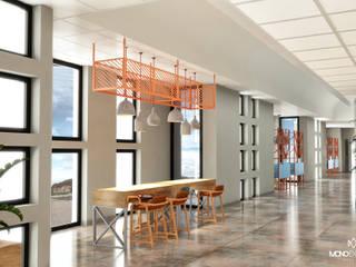 HUGO BOSS INNOVATION CENTER Monodesign İçmimarlık Modern