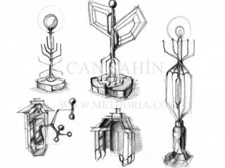 Methoria – Çizimler/Drawings:  tarz