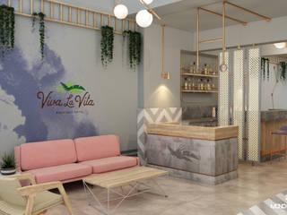 VIVA LA VIDA BOUTIQUE HOTEL Modern Oteller Monodesign İçmimarlık Modern