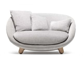 Love Sofa Moooi de Lomuarredi Ltd Escandinavo