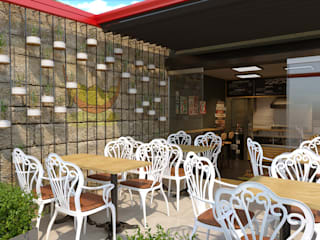 Cafe Design Dem Dizayn Kırsal/Country