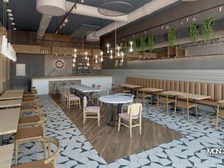 VOLVO CAFE Monodesign İçmimarlık Modern