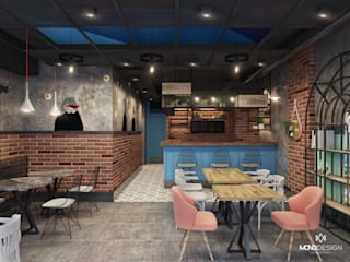 VALIOSA CAFE Monodesign İçmimarlık Modern