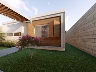 Casa Macedo por Aoki Arquitetura Moderno