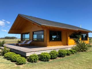 Patagonia Log Homes - Arquitectos - Neuquén Single family home