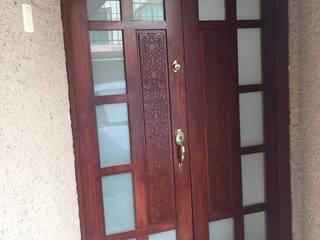 Puerta de acceso de GYS LASER + ROUTER CNC Clásico