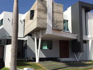 Rioja 22: Casas de estilo  por EBA Architecture & Desing