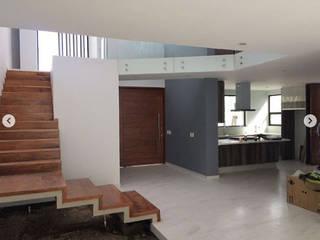 Rioja 22: Escaleras de estilo  por EBA Architecture & Desing