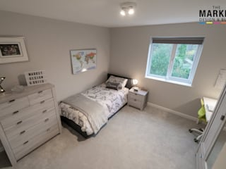 Kamar Tidur oleh The Market Design & Build, Modern
