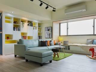 調色盤 根據 澄月室內設計 北歐風