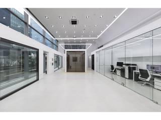 WITHJIS(위드지스) Exhibition centres Aluminium/Zinc White