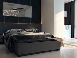 ArDeStudio Modern style bedroom
