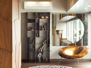 Hallway:  Corridor & hallway by Finelines Designers Private Limited
