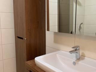 AE Interıor Archıtecture – Öztürk Evi:  tarz Banyo, Modern