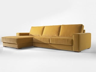 Intense mobiliário e interiores Living roomSofas & armchairs Yellow