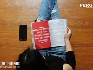 Parquet Flooring (F811) Oleh PT. Wahana Adhi Pratama Asia