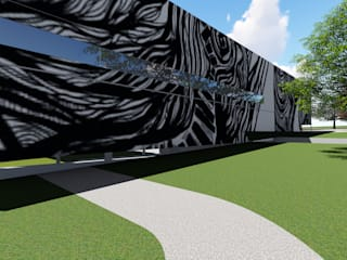 Lateral:   por Vilas Bôas Arquitetura