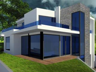 Moradia Familiar por jpg.p Arquiteto Moderno