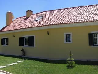 Casa de Campo - Arruda dos Vinhos:   por Luis Fojo Arquitecto